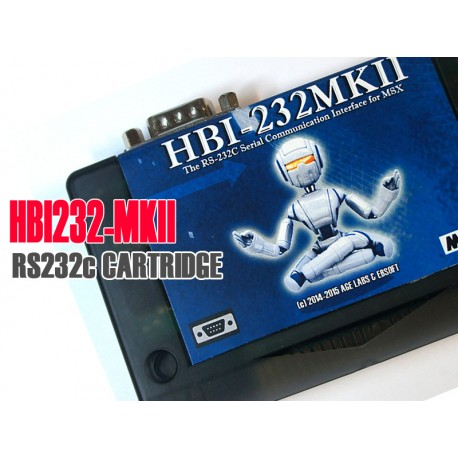 HBI232-MKII Serial Communication Cartridge