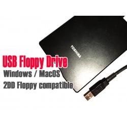 USB Floppy Drive 2DD