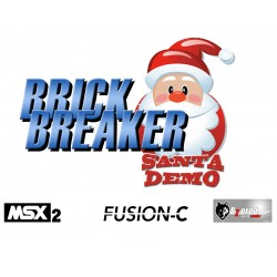 Brick Breaker Santa Demo