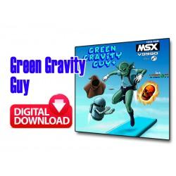 Green Gravity Guy Plus - Digital Download