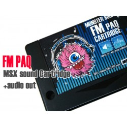 FM PAQ lite avec audio out