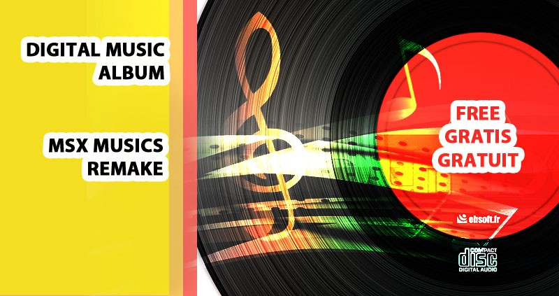 Free Digital Music Album