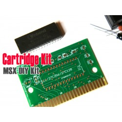 MSX Cartridge Kit 16-64K