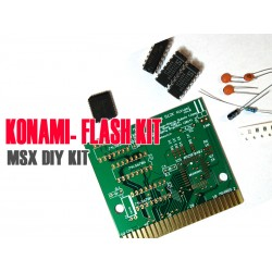 Konami Flash Kit