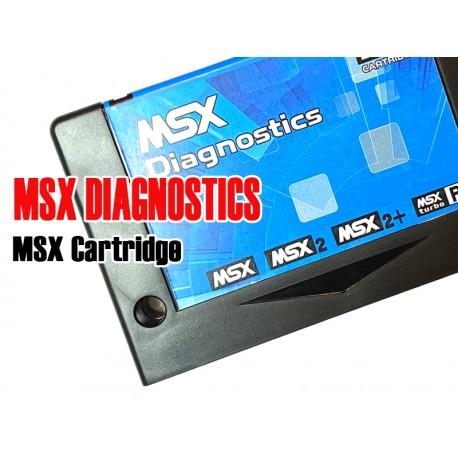 MSX Diagnostocs