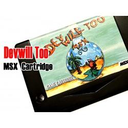 Devwill too MSX