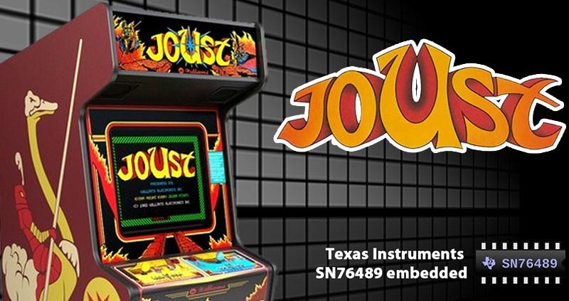 Joust Arcade for MSX